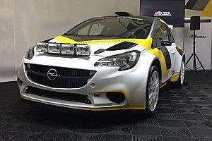Presentata la nuovissima HOLZER Corsa R5