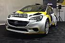 ERC Presentata la nuovissima HOLZER Corsa R5