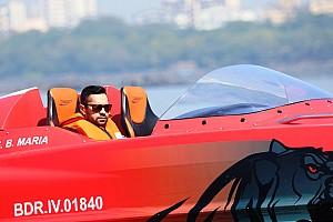 Gill, Santosh to headline P1 Powerboat race in Mumbai