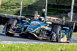 IndyCar Commentary The moment of truth for JR Hildebrand
