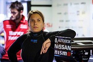 """Simona De Silvestro : """"La pression, je me la mets moi-même"""""""