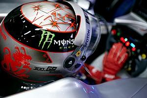 Amikor Räikkönen Schumachert az Eau Rouge-ban előzte: brutális (videó)