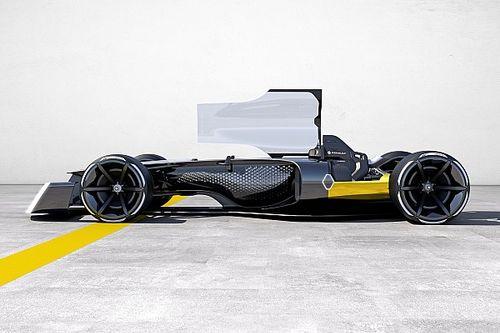 Bildergalerie: Der Renault R.S. 2027 für die Formel 1 2027