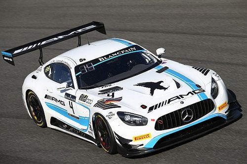 Blancpain Paul Ricard: Buurman pakt pole-position voor Black Falcon