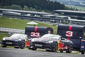 Vídeo: Ricciardo e Verstappen disputam corrida de trailer