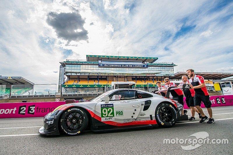 """Kévin Estre : """"Le Mans, c'est une course d'expérience"""""""