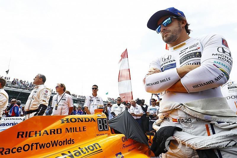 Бурдэ: Сейчас Алонсо было бы намного сложнее в Indy 500
