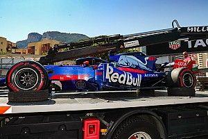 فريق تورو روسو مستاء من محاولة بيريز للتجاوز في سباق موناكو