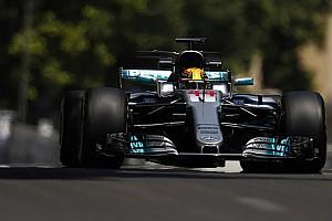 Hamilton nyerte a bakui időmérőt Bottas és Räikkönen előtt: Vettel 4.