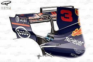 F1-Technik: Flügel der Topteams beim GP Aserbaidschan 2017 in Baku