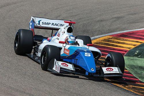 SMP сделала дубль в первой гонке Формулы V8 3.5 в Арагоне