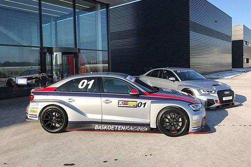 Morien, Van Oord e Meyer sulle Audi della Bas Koeten Racing
