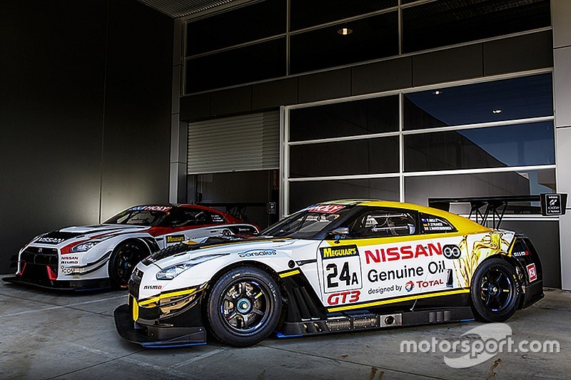 Covers come off factory Nissans ahead of Bathurst