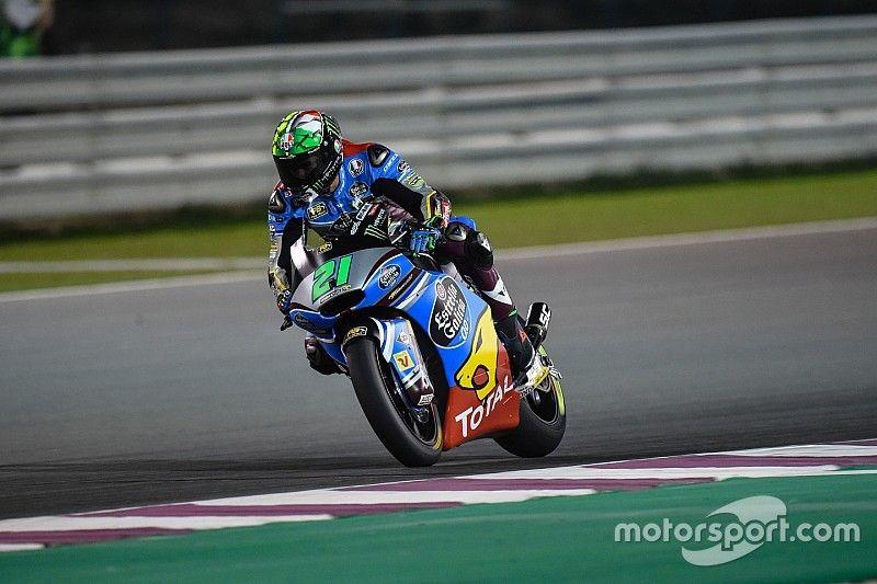 Qatar Moto2: Morbidelli claims dominant maiden win