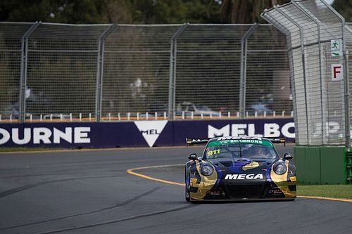 Albert Park Australian GT: Talbot takes Race 4 win