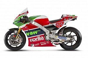 Aprilia stellt neues Motorrad für MotoGP-Saison 2017 vor