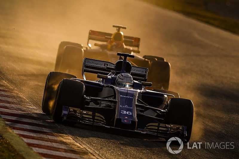 Gallery: The best images so far from Barcelona F1 testing