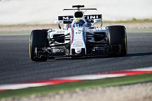 F1 Reporte de pruebas Massa pone al Williams adelante en la mañana del martes
