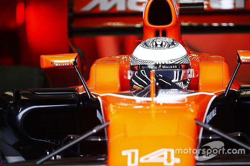 Barcelone, J8 - Calvaire pour McLaren, Räikkönen en 1'18