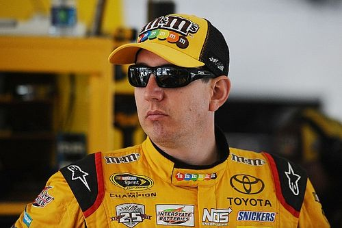 "Kyle Busch falls short of defending Cup title: ""You just never give up"""