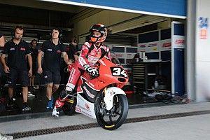 Andi Gilang bakal beraksi di sirkuit MotoGP