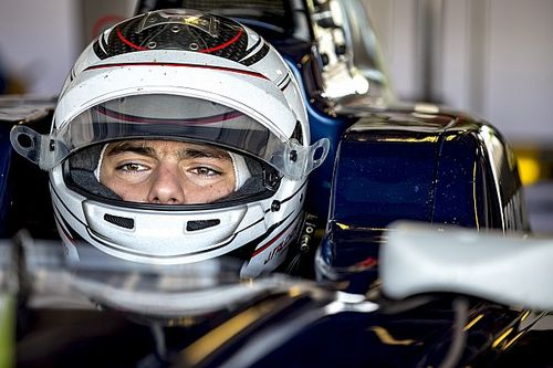 Falchero enters GP3 with Campos Racing