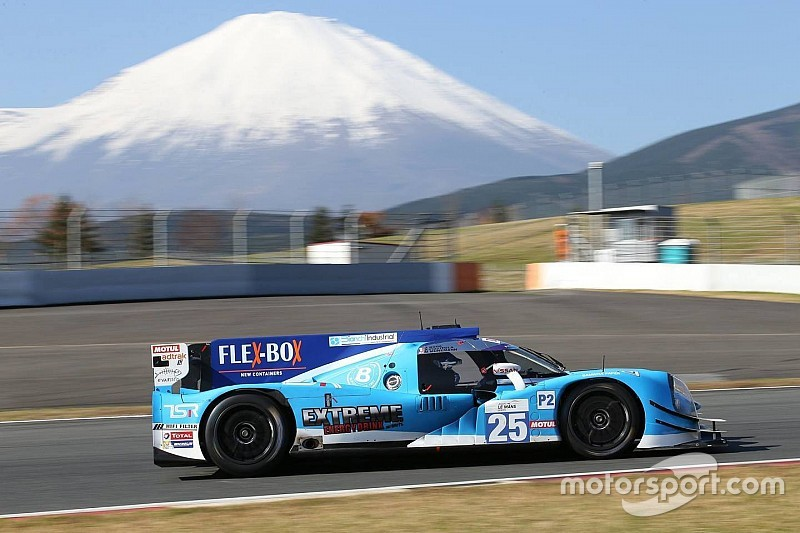 Algarve Pro Racing on pole for the 4 Hours of Fuji