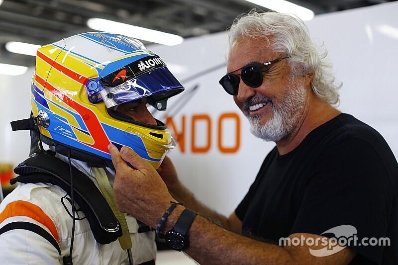 """Briatore: """"Alonso, kazanabileceği bir araç olursa dönecek"""""""