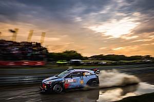 WRC Yarış ayak raporu Polonya WRC: Neuville, Tanak'ı yakaladı, galibiyet mücadelesi pazara kaldı