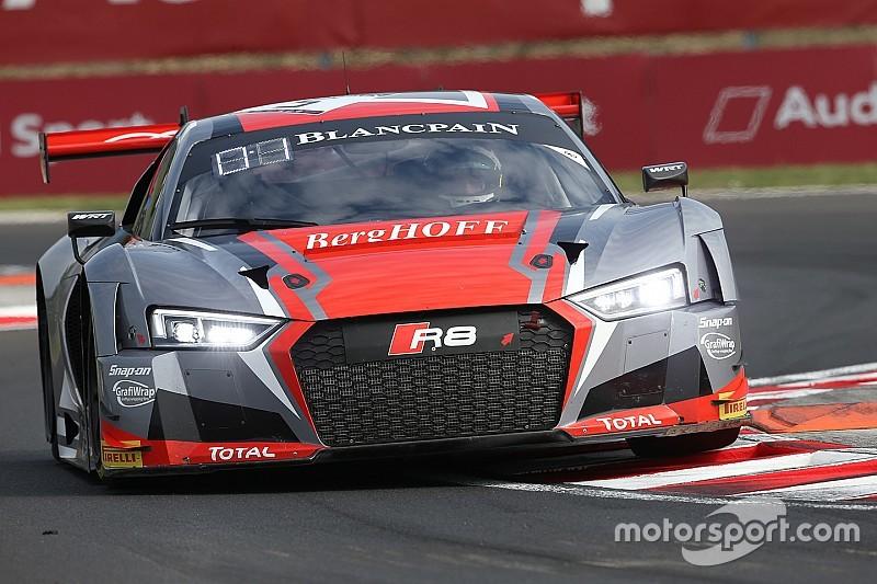El Audi de Vanthoor y Fässler venció las Blancpain en Hungaroring