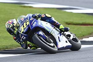 MotoGP Últimas notícias Rossi passa em exame médico e irá para a pista em Aragón