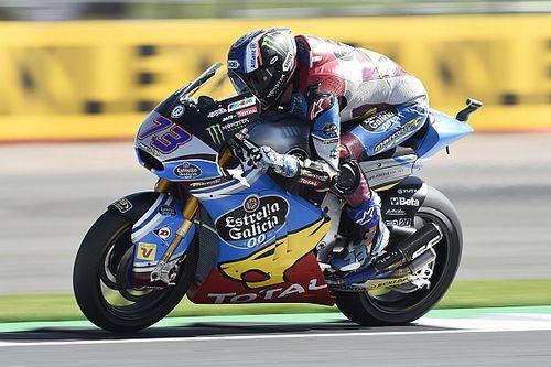 Silverstone, Libere 3: un nervoso Márquez precede Morbidelli