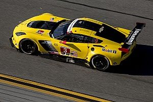 Corvette Racing at Daytona: Roaring toward chance at three straight wins
