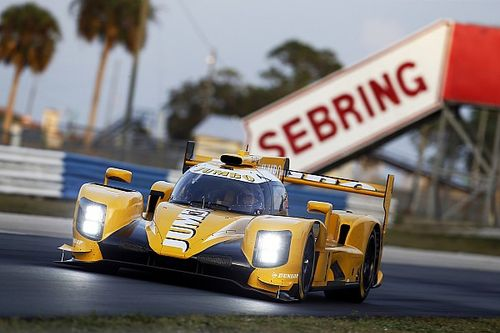 Barrichello impressed by Dallara LMP2 at Sebring