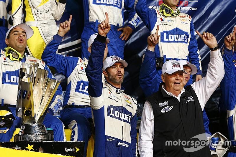 NASCAR anuncia cambio de formato para las tres divisiones nacionales