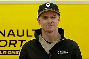 """Abiteboul: """"Hulkenberg è al centro del progetto di rinascita Renault"""""""