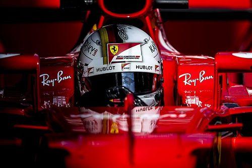 """Opgetogen Vettel: """"2016 was mijn belangrijkste jaar bij Ferrari"""""""