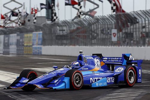 NTT DATA to sponsor both Kanaan and Dixon at Long Beach