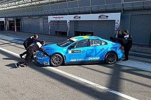 Test Monza, Day 1: le Volvo inseguono Huff