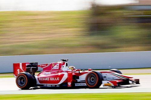 F2 Barcelona: Leclerc tercepat di latihan, Gelael posisi ke-14