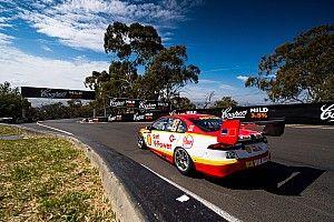 Bathurst 1000: McLaughlin tops crash-affected qualifying