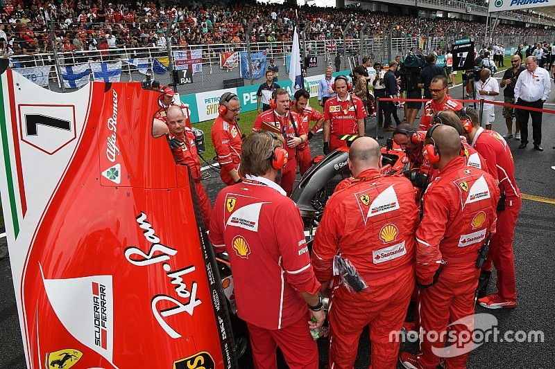 Raikkonen hindari penalti grid di Suzuka