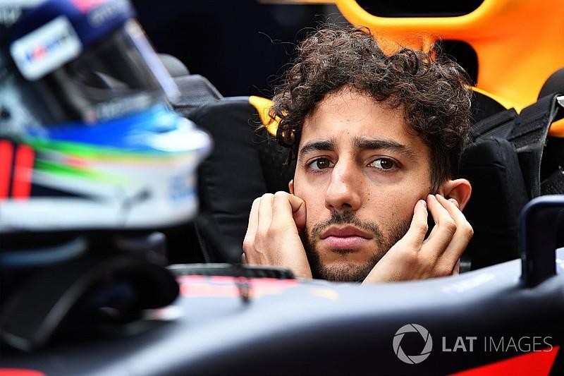 Horner: 2019'da Ricciardo ile devam etmek istiyoruz