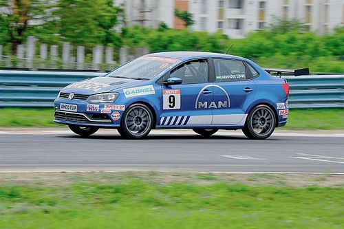 Chennai Ameo Cup: Karminder dominates Race 2 to claim title