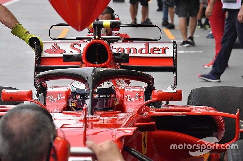 Ilyen egy Halóval felszerelt F1-es autóval versenyezni: borzalom?