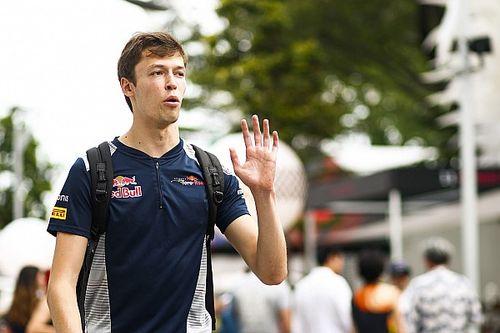 Kvyat maakt in Verenigde Staten rentree bij Toro Rosso