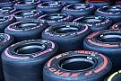 Elección de los neumáticos para el Gran Premio de los Estados Unidos