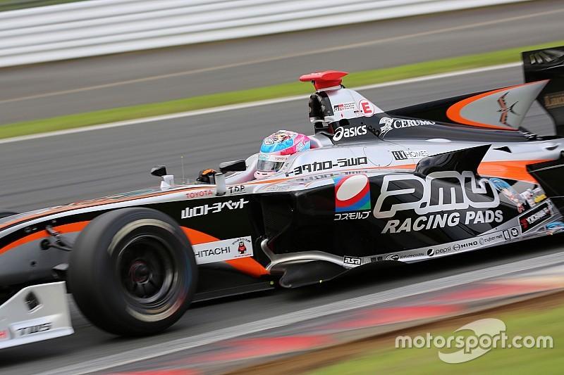 Fuji Super Formula: Kunimoto scores maiden pole