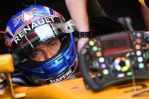 """Renault: Palmer """"dünya çapında"""" bir şampiyonada olmayı hak ediyor"""