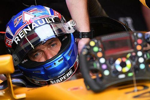 """Renault cree que Palmer """"merece estar en un campeonato de primer nivel"""""""